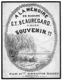 4 Mars souvenir [sheet music]