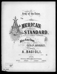The American standard [sheet music]