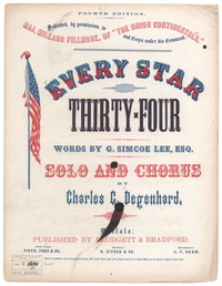 Every star - thirty four [sheet music]
