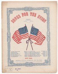 The Union! God bless it for ever [sheet music]
