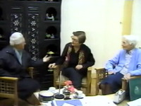 Laurence Moftah interviews Margit Toth and Martha Roy, March 13, 2002 [videorecording]