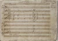Concerto di violino [manuscript score]