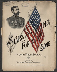 Stars and stripes forever [sheet music]