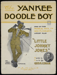 The yankee doodle boy [sheet music]