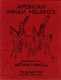 American Indian melodies [Sheet music]