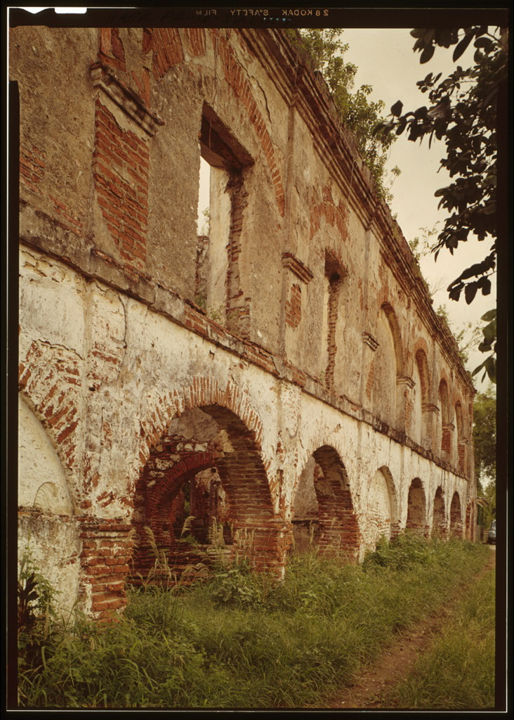 file hacienda azurarera santa elena  sugar mill ruins  1 44 miles north of pr route 2 bridge