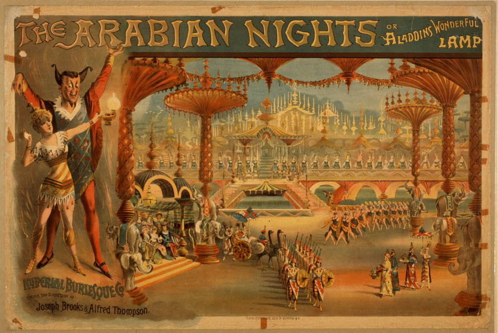 the arabian night