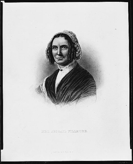 Abigail Fillmore, Library of Congress image
