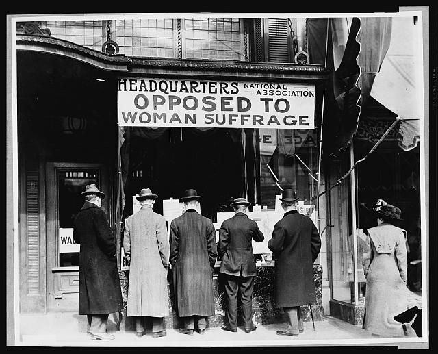 anti womens suffrage