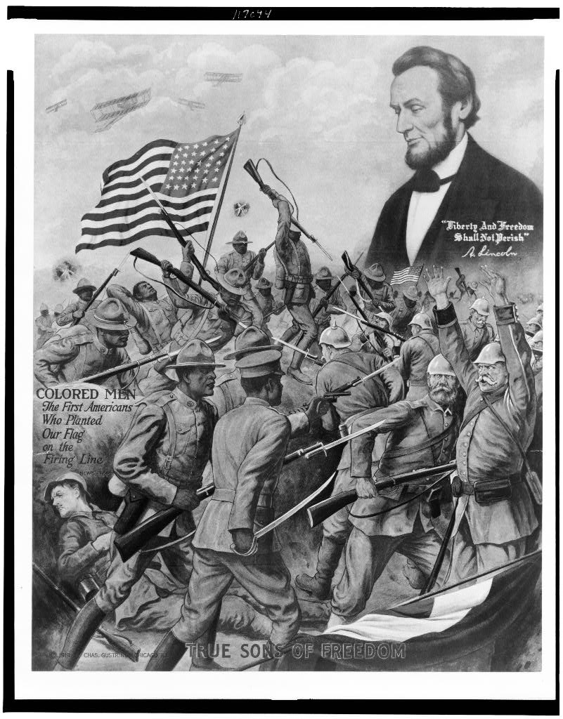 america in ww1 America entered world war one on april 6th, 1917 up to that date, america had  tried to keep out of world war one – though she had traded with nations.