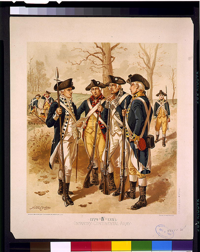 american revolution patriots