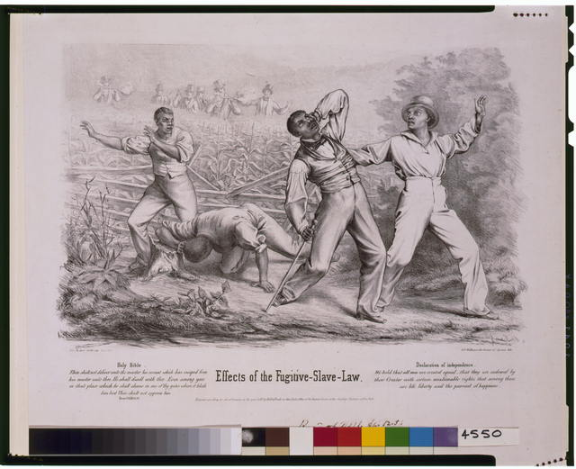 Effects of the Fugitive-Slave-Law.