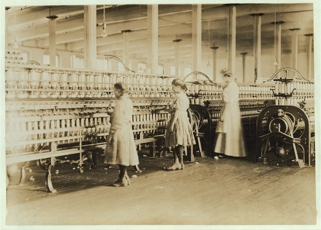 american industralization The rise of american industry some have called sam slater's mill the birthplace of the american industrial revolution during the first 30 years of the 1800s, american industry was truly.