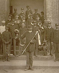 African-American Band Stocks
