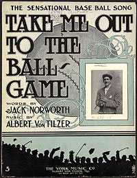 Image: Take Me Out to the Ball Game