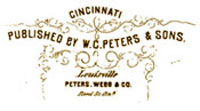 William C. Peters, 1805-1866