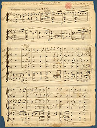 """Peace on Earth, op. 38, (1897)"" by Amy Beach"