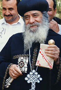 His Holiness Pope Shenouda III