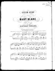 Quick step on the favorite Ethiopian song Mary Blane