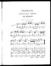 Tedesco's Spanish song, La Colasa