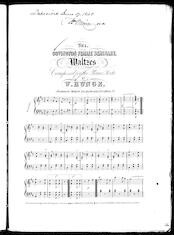 Covington Female Seminary waltzes, no. 4