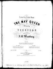 The  May queen