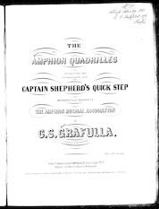The  Amphion quadrilles