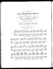 The  Belleville waltz