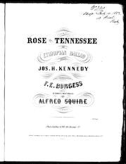Rose of Tennessee
