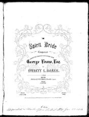 The  spirit bride