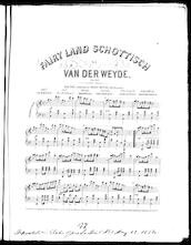 Fairy land schottisch, op. 117