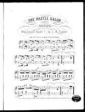 The  Hazell galop, rondo