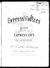 The  express waltzes