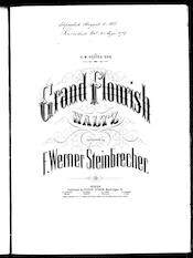 Grand flourish waltz
