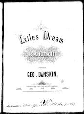 The  exiles dream, ballad