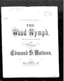 The  Wood-nymph