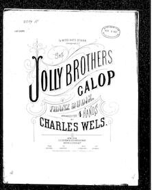 Jolly brothers galop