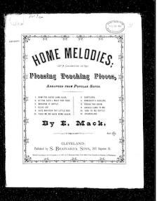 Somebody's darling (Home melodies)