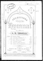 Selections from the hymnal
