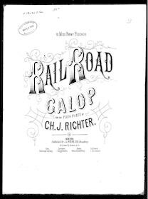 Railroad galop