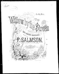 The  Willow by the stream