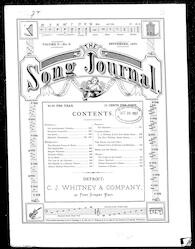 Song journal, The, vol. V, no. 9