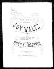 Joy waltz