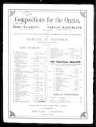 Compositions for the organ, book 10
