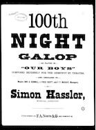100th night galop