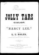 Jolly tars galop