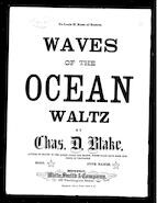 Waves of the ocean