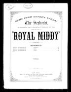The  Sea cadet; or, Royal midshipmite waltz