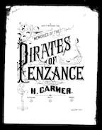 Memories of the Pirates of Penzance march
