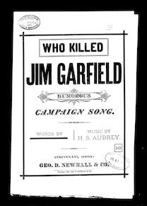 Who killed Jim Garfield
